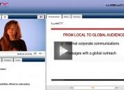Webcast demo